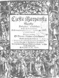 Česká mariánská muzika