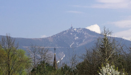 FOTO: Beskydy a Lysá hora
