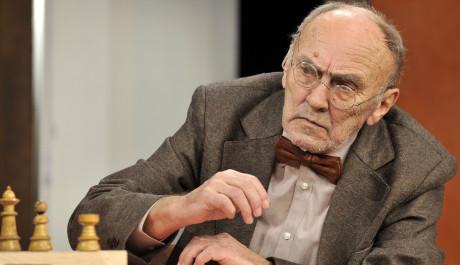 FOTO: Ladislav Lakomý - kamarád z vojny a šachový parťák
