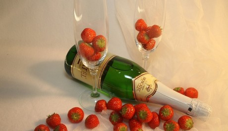 Foto: šumivé víno