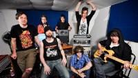 Nahrávání nového alba, Zdroj: oficiální stránky kapely, Foto: Petr Klapper