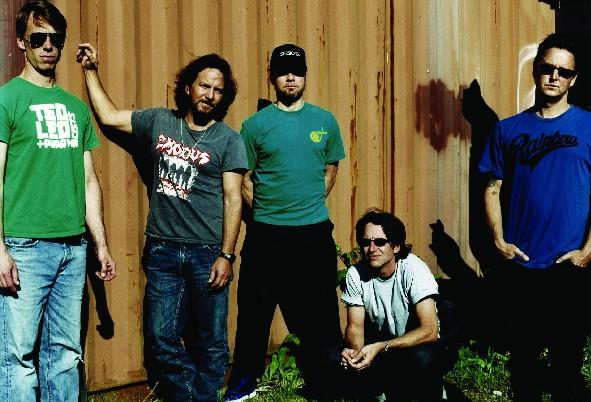 FOTO: Pearl Jam