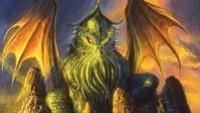 V horách šílenství (H. P. Lovecraft) perex (výřez z obálky knihy)