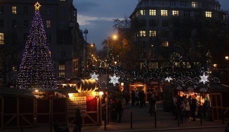 FOTO: Vánoční trhy