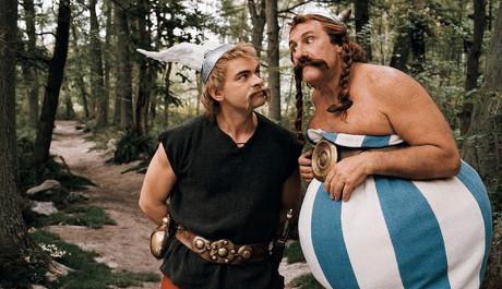 FOTO: Asterix a Obelix