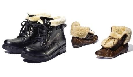 FOTO: Zimní boty