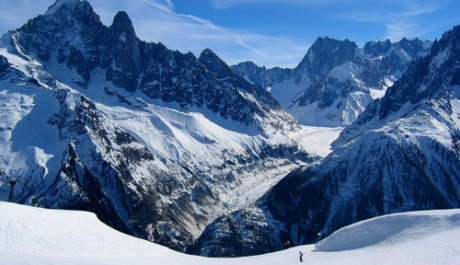 FOTO: Chamonix- Mont- Blanc