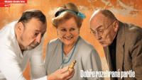 FOTO: Dufek, Zdena Herfortová a Ladislav Lakomý svoje partii dobře rozehráli   Zdroj: Městské divadlo Brno