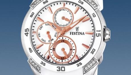 FOTO: Dámské hodinky Festina Ceramic