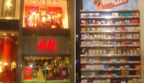 FOTO: Obchody v Drážďanech