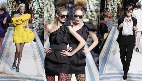 FOTO: Fashion show Lanvin for H&M