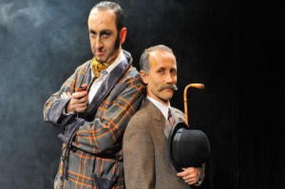 FOTO: Sherlock a Watson