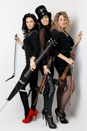FOTO: Hudební skupina String ladies