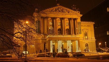 foto Státní opera Praha