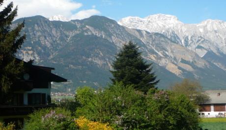 FOTO: Itálie, pohoří