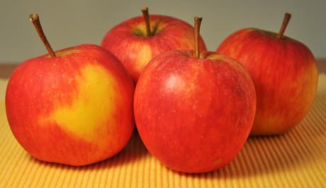 FOTO: Jablka