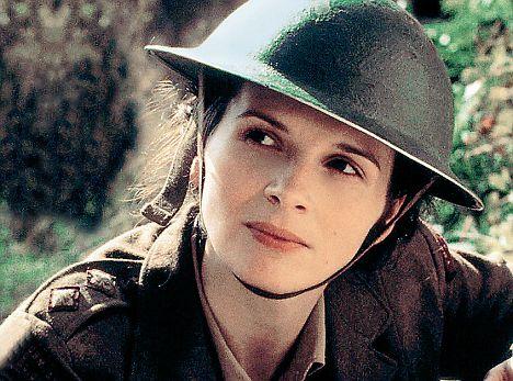 FOTO: Juliette Binoche ve filmu Anglický pacient