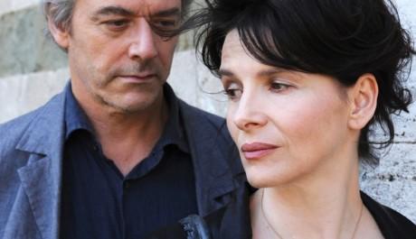 FOTO: William Shimell s Juliette ve filmu Věrná kopie