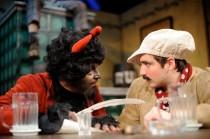 FOTO: Foto z představení České Vánoce v divadle ABC 2010