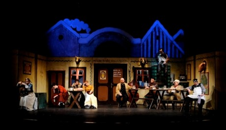 FOTO: České Vánoce v divadle ABC 2010