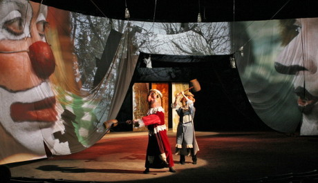 FOTO: Josef Svoboda, Kouzelny cirkus