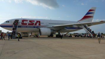 FOTO: Povinnost se týká leteckých společností v rámci EU