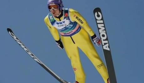 Lety na lyžích