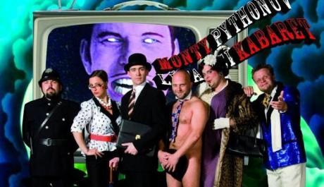 FOTO: Monty Pythonův létající kabaret v divadle Rokoko