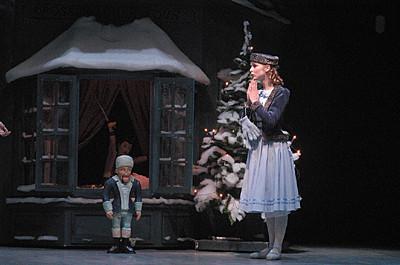 Louskáček v Národním divadle
