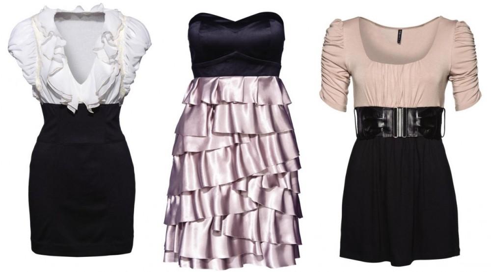 Šaty jsou letošní módní jedničkou! A skvěle se hodí nejen na party ... 9baf8321e57