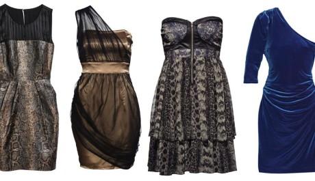 FOTO: Různé šaty