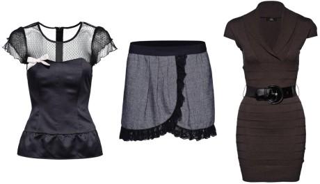 FOTO: Oblečení zachovávající ženskost