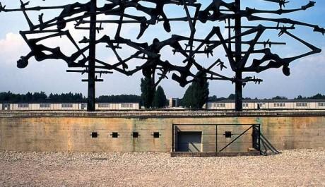 FOTO: Památník v Dachau