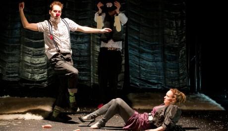 FOTO: Herci v rolích klaunů v Joke Killers