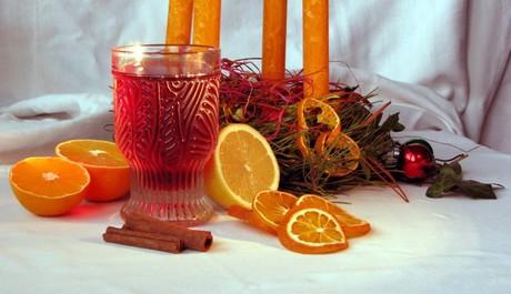 FOTO: Vánoční medový svařák