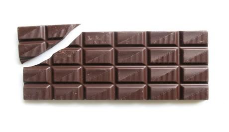 FOTO: Tabulka čokolády
