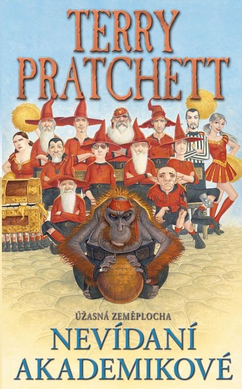 Terry Pratchett Nevídaní Akademikové