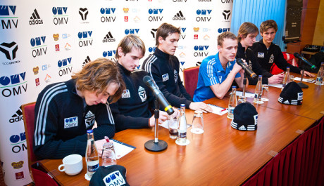 Reprezentační tým skokanů na lyžích