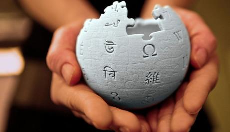 Wikipedie slaví 10 let! Zdroj: wikipedia.org