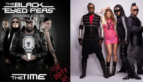FOTO: Black Eyed Peas - Ilustrace k singlu The Time (The Dirty Bit)