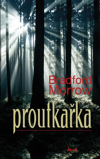 Bradford Morrow Proutkařka (obálka knihy)
