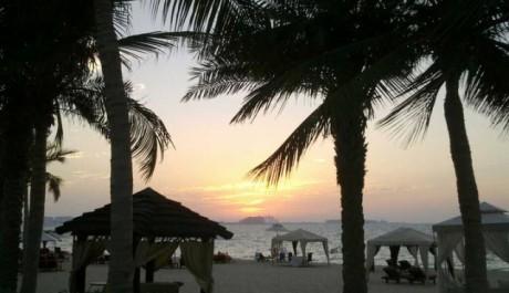 FOTO: Pláže v Dubaji