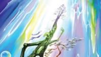Forrest Wall: Naturia - Dobrodružství na planetě zázraků perex (výřez z obálky)