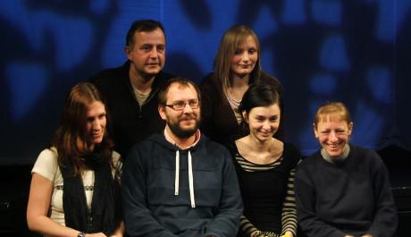 FOTO: Fotografie z tiskové konference spolku Kašpar a Divadla v Celetné