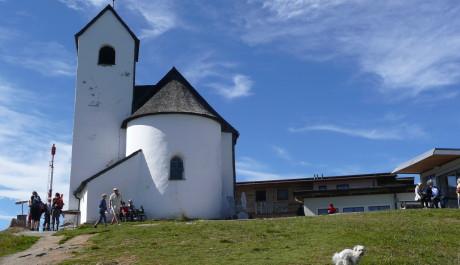 FOTO: Kostel na Hohe Salve, Foto: Jana Roszková, Topzine.cz