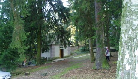 FOTO: Kaplička Panny Marie Rokoleské