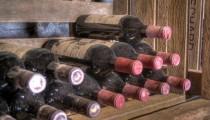 FOTO: Láhve vína