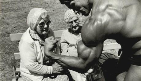 FOTO: Arnold Schwarzenegger Zdroj: youtube.com