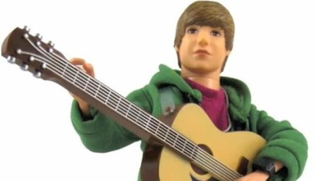 """FOTO: Hračka """"Justin Bieber"""""""
