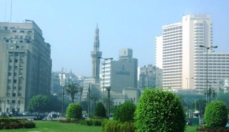 FOTO: Ulice Káhiry